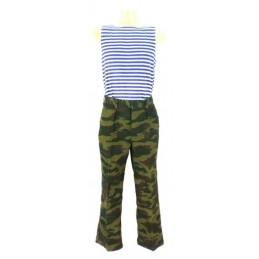 Spodnie Wz 88/03 - Flora - 54-3