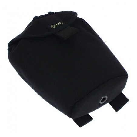 Canteen pouch - black - MOLLE