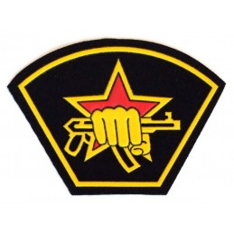 """Detachment of Special Purpose"" patch on the sleeve"