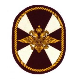 """Naszywka """"Wojska Wewnętrzne"""""""