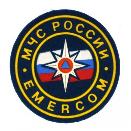 """Naszywka """"MCzS Rosji - Emercom"""""""