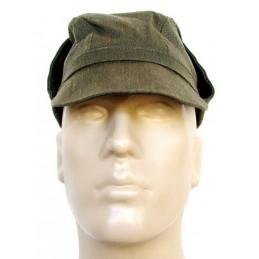 """""""Afghan"""" cap dark"""