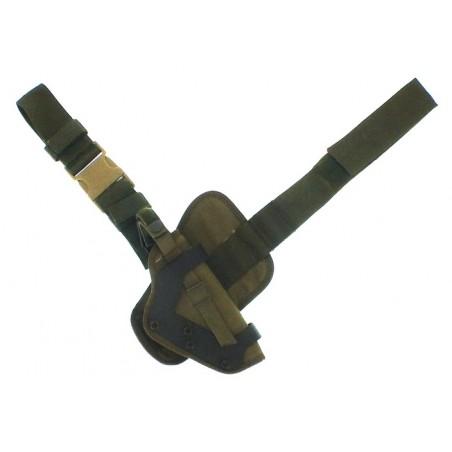 SSO Kabura KO-3 na pistolet APS - udowa - oliwkowa