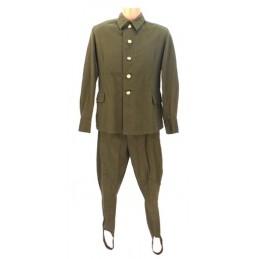 Field uniform – enlisted m69  - golden buttons