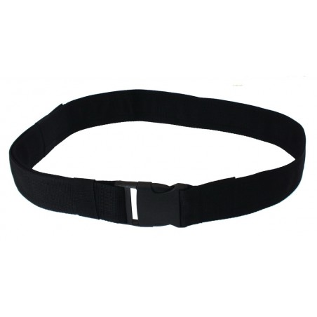 GP-2 webbing belt, black