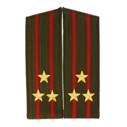 Pagony pułkownika Wojsk...