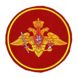 """Naszywka """"Siły Zbrojne - Wojska Lądowe"""" - rodzaj wojsk"""
