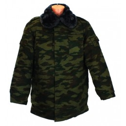 "Winter jacket ""Flora"""
