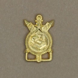"Insignia/badge ""Building Branches"" - gold"