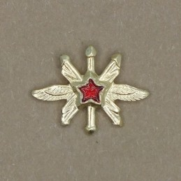 "Insignia/badge ""Forces of the Contact and Radio Engineering"" - gold"