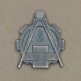 "Insignia/badge ""Service of..."