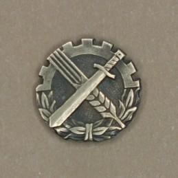 """Insignia/badge """"Quartermaster's Service"""""""