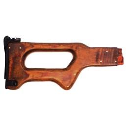 Drewniana kolba do karabinu maszynowego PKM