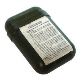 Plastikowe pudełko do Indywidualnego Pakietu Przeciwchemicznego