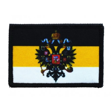 """Patch """"Russian Empire with emblem"""", with velcro"""