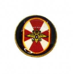 "Miniature insignia ""Internal Forces"""