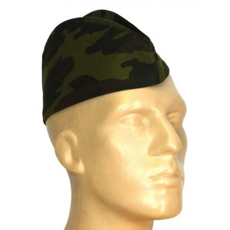 Side cap, Flora