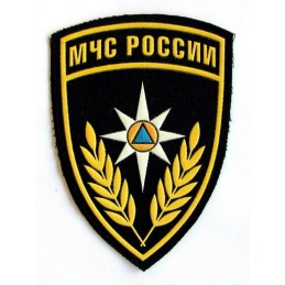 """Emergency Situations Ministry"" (MChS) arm patch"