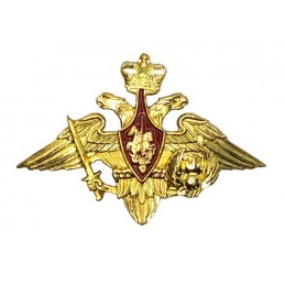 Double-headed eagle for VDV...