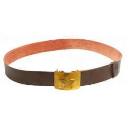 Belt of privates, garrison, PVC