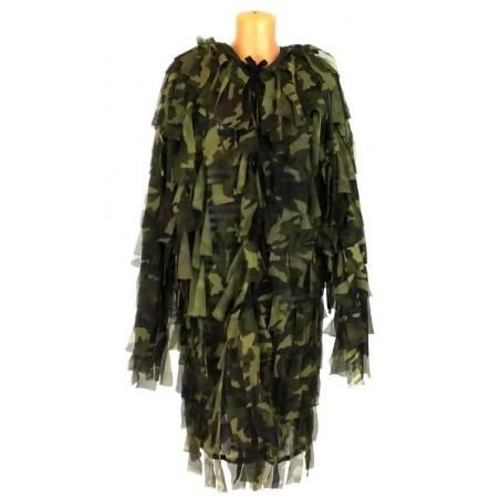 "Sniper camo blouse-coat - ""Leshij"""