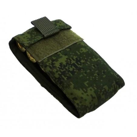 TI-P-6P-12K Pouch for 6 shotgun shells, Digital Flora