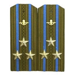 Pagony do koszuli pułkownika WDW