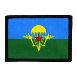 """Naszywka """"WDW- flaga"""", z rzepem"""