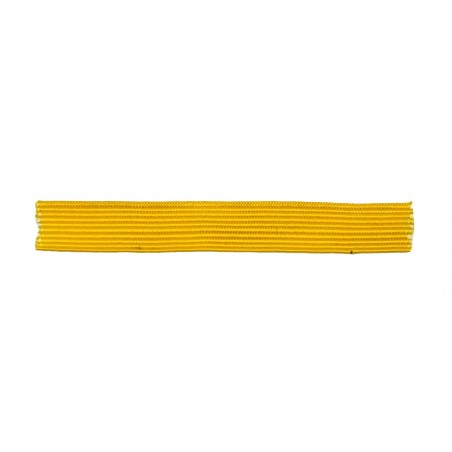 Tape for Shoulder Insignia - yellow - 11mm
