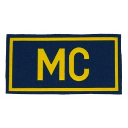 """MS"" (""Peace Forces"") patch"