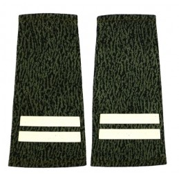 Epaulettes to a field uniform of Armed Forces - corporal