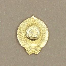 Korpusówka radzieckiej Milicji - złota