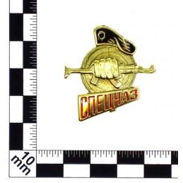 "Badge to beret of ""Spetsnaz"" of Marine Infantry"