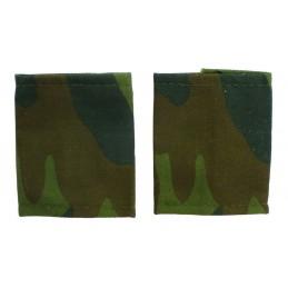 Empty epaulets, camouflage - Flora