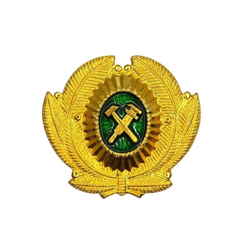 Kokarda funkcjonariuszy Ministerstwa Komunikacji