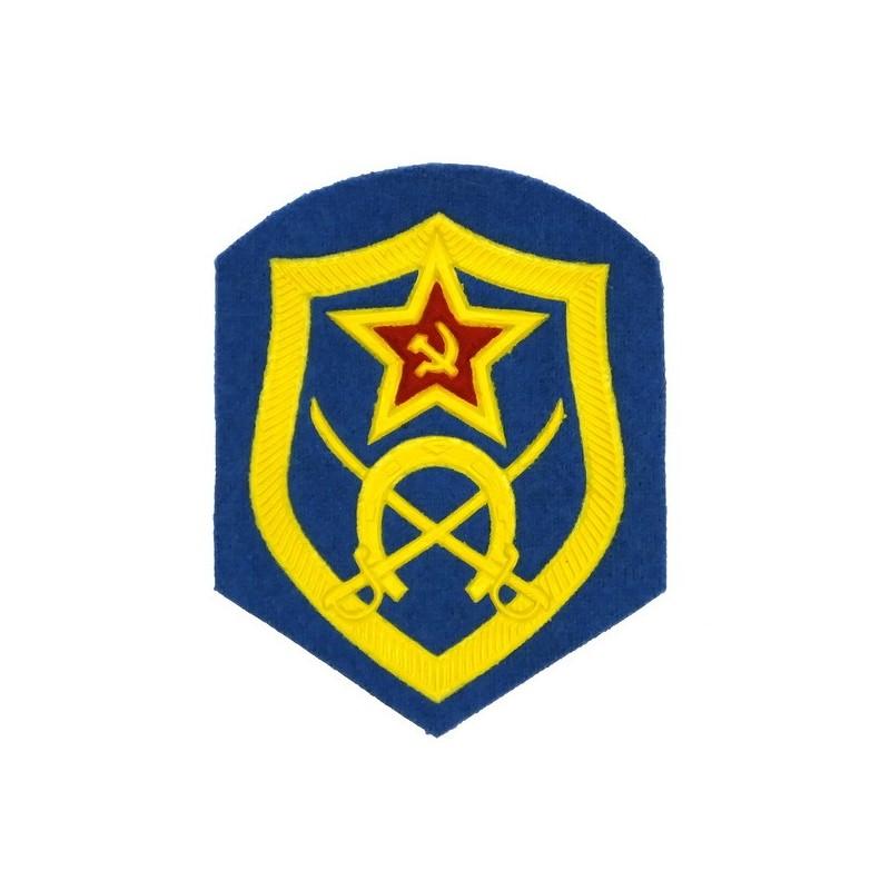 """Naszywka rodzaj wojsk """"Kawaleria"""" - KGB"""
