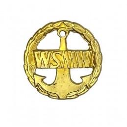 Odznaka WSMW (Wyższa Szkoła Marynarki Wojennej)
