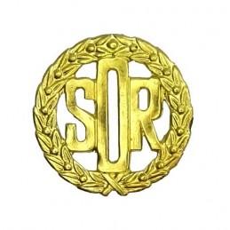 Odznaka SOR Marynarki Wojennej (Szkoła Oficerów Rezerwy)