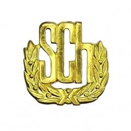 Odznaka SCh Marynarki Wojennej (Szkoła Chorążych)