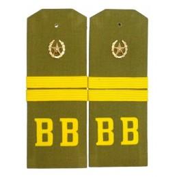 """Junior sergeant of """"VV"""" epaulets for shirt"""