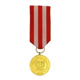"""Medal """"Zwycięstwo i Wolność..."""