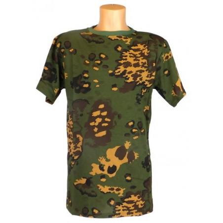 """T-shirt w kamuflażu """"Partizan"""""""