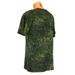 """T-shirt w kamuflażu """"Cyfrowa Flora"""""""