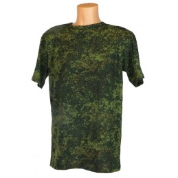 """T-shirt in camouflage """"Digital Flora"""""""