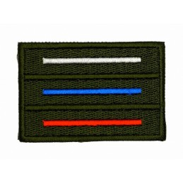 """Russia - Flag"" patch, with velcro, PR300"
