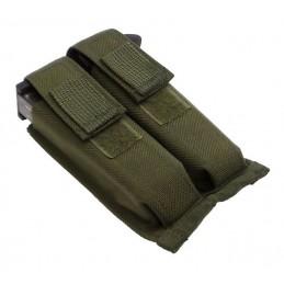 TI-P-2PST-UN Ładownica na 2 magazynki pistoletowe, OLIWA