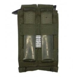 TI-P-2PST-UN Pouch for 2 pistol magazines, OLIVE