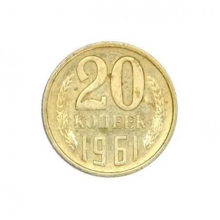 Moneta 20 Kopiejek