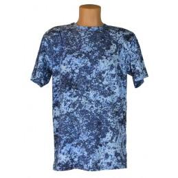 """T-shirt w kamuflażu """"Cyfrowy Tień"""""""