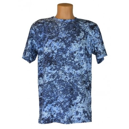 "T-shirt in camouflage ""Digital Tien"" (""Digital Shadow"")"